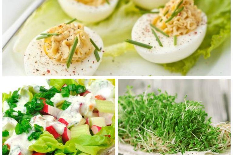 Wielkanocne jedzenie też jest zdrowe.