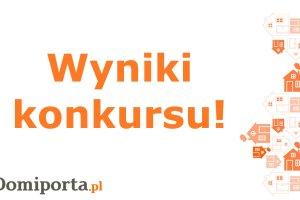 Wyniki III edycji konkursu Domiporta.pl