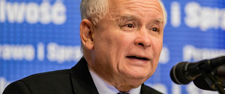 Jarosław Kaczyński komentuje decyzję TSUE: ''Będziemy bronić naszych interesów''