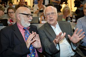 "Francois Englert i Peter W. Higgs dostali Nobla z fizyki. Za ""bosk� cz�stk�"""
