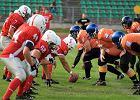 Futbol Ameryka�ski ma podbi� Olsztyn. Sport dla rodzin