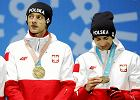 Zimowe igrzyska olimpijskie. Polscy skoczkowie znów pokazali klasę. Świetne zachowanie Kamila Stocha
