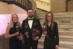 Prestiżowa nagroda dla Opery na Zamku i jej artystów. Wielki sukces wiktoriańskiego horroru