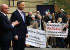 Prezydent Andrzej Duda ruszył w Polskę z kampanią samorządową