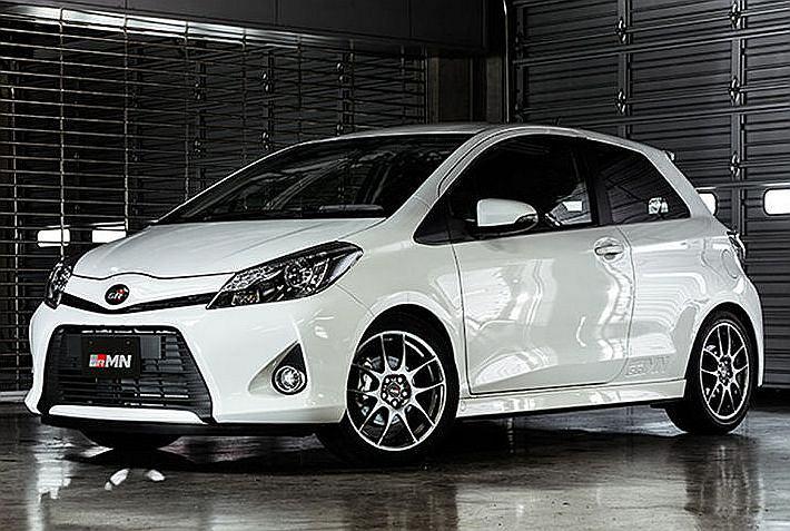 Toyota Yaris GRMN Turbo