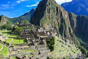 Ukryte w górach miasto, o którym milczą kroniki. Tajemnicze Machu Picchu