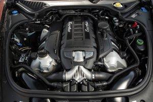 Porsche | Nowy silnik | Z podwójnym turbo