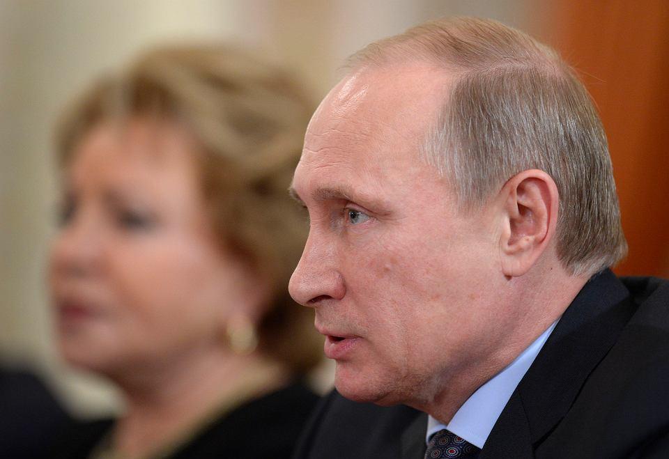 Władimir Putin wyjechał na rozmowy z członkami rady Bezpeiczeństwa Federacji Rosyjksiej. To nic dobrego