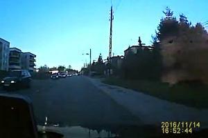 Szaleńczy rajd kierowcy po Łodzi. Zabił pieszego na pasach