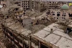 Wizytówka Syrii, która stała się symbolem cierpienia. Aleppo przed wojną domową i po niej