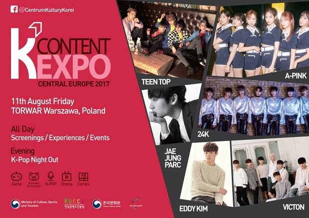 K-Content EXPO Central Europe 2017