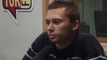 """Tomasz Elbanowski w """"Poranku Radia TOK FM"""""""