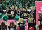 Mecz Stelmet Zielona Góra - PGE Turów Zgorzelec