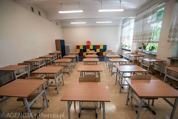 Protest nauczycieli we Wrocławiu. Zamknięto 12 przedszkoli, odwołano egzamin ósmoklasisty