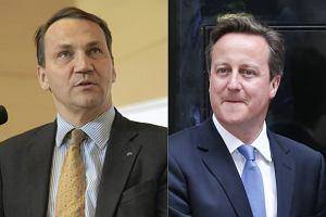 Brytyjski europose�: Sikorski jest narcystyczny i zarozumia�y. Wi�kszo�� Brytyjczyk�w nie wie, kim jest