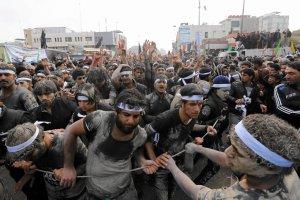 17 milion�w pielgrzym�w w irackiej Karbali. To rekord [ZDJ�CIA]