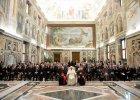 Papie�: Wszyscy zostali wybrani, by by� �wi�tymi i wolnymi od grzechu