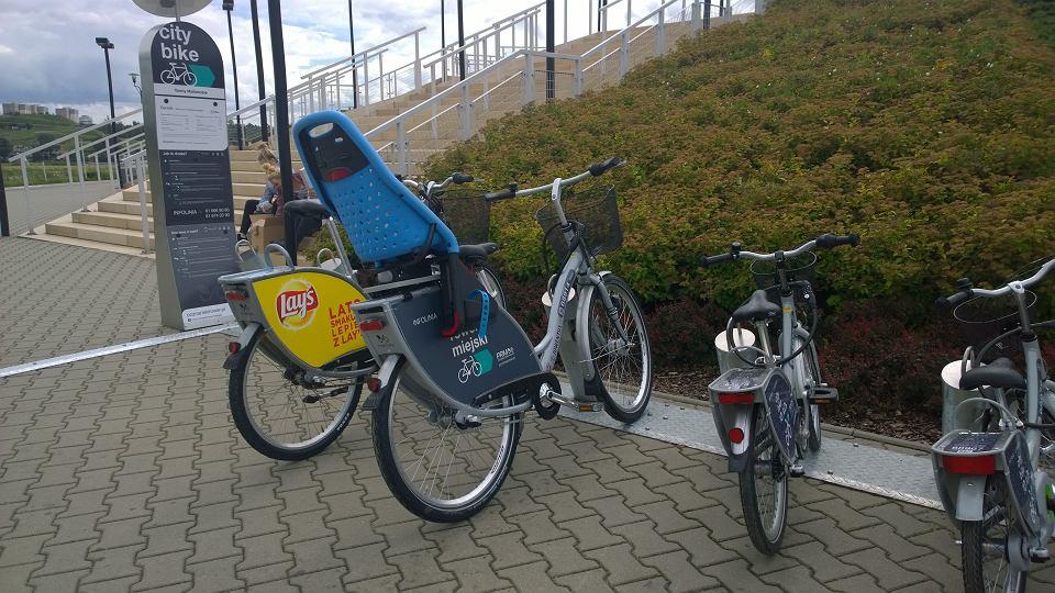 Poznański Rower Miejski Teraz Też Dla Dzieci