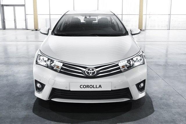Toyota Corolla (EU)