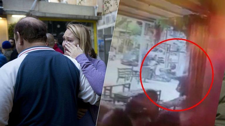 W sieci pojawiło się nagranie z ataku