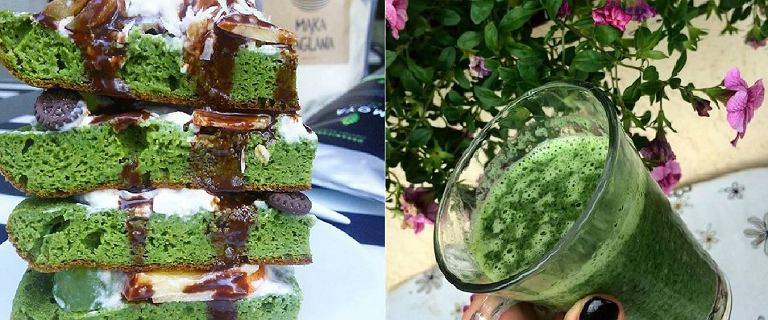 Zielone desery. Są słodkie, smaczne i chronią przed chorobami