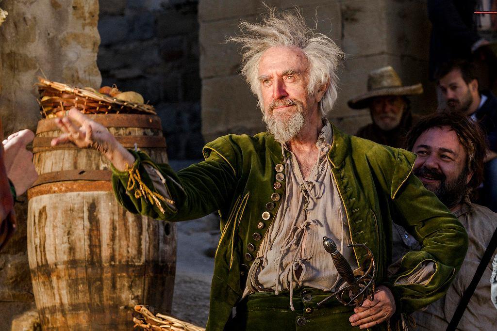 Jonathan Pryce w filmie 'Człowiek, który zabił Don Kichota', reż. Terry Gilliam / DIEGO LOPEZ CALVIN