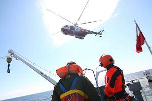 Dramatyczny stan bezpiecze�stwa na polskim morzu. Na Ba�tyku uratuj� tylko w dzie�