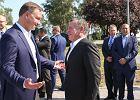 Prezydent Andrzej Duda, król Jordanii i śmierć żołnierza GROM-u