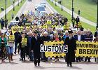 """Czy brexit zatrzyma wyburzanie """"murów pokoju"""", które nadal dzielą protestantów i katolików w Irlandii Północnej?"""