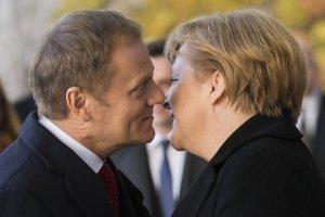"""""""To by� faworyt Merkel, dobrze si� z ni� rozumie. Rozs�dny, ale stanowczy polityk"""" - Niemcy pozytywnie o wyborze Tuska na szefa RE"""