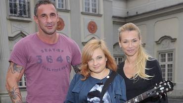Przemysław Saleta, Nicole i Ewa Pacuła