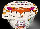 Vita-Minki - jogurty marchewkowo-owocowe od OSM Piątnica