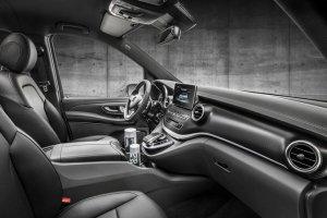 Mercedes klasy V bije rekordy sprzedaży