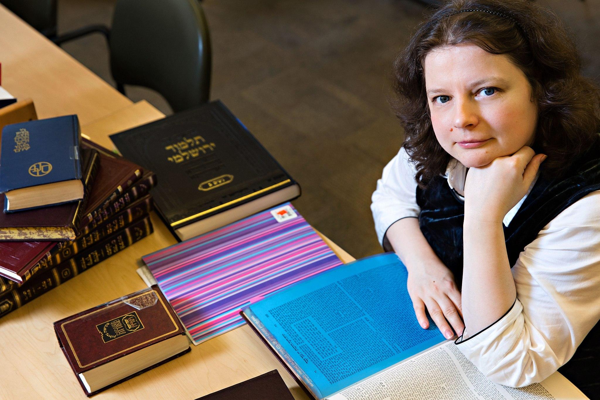 Miriam Gonczarska (fot. Leslie Barbaro)
