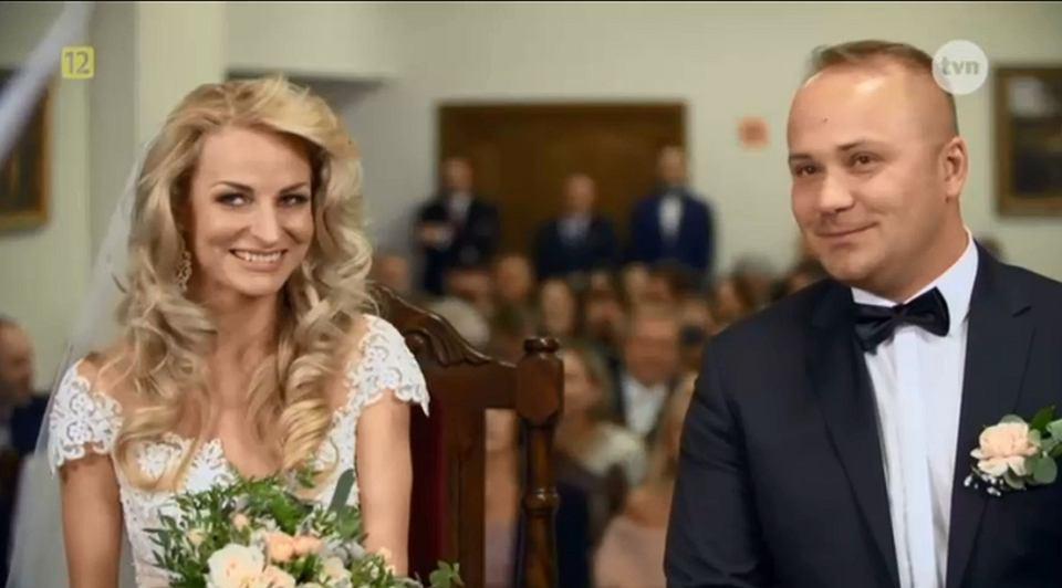 ślub Od Pierwszego Wejrzenia W Programie Pierwszy ślub