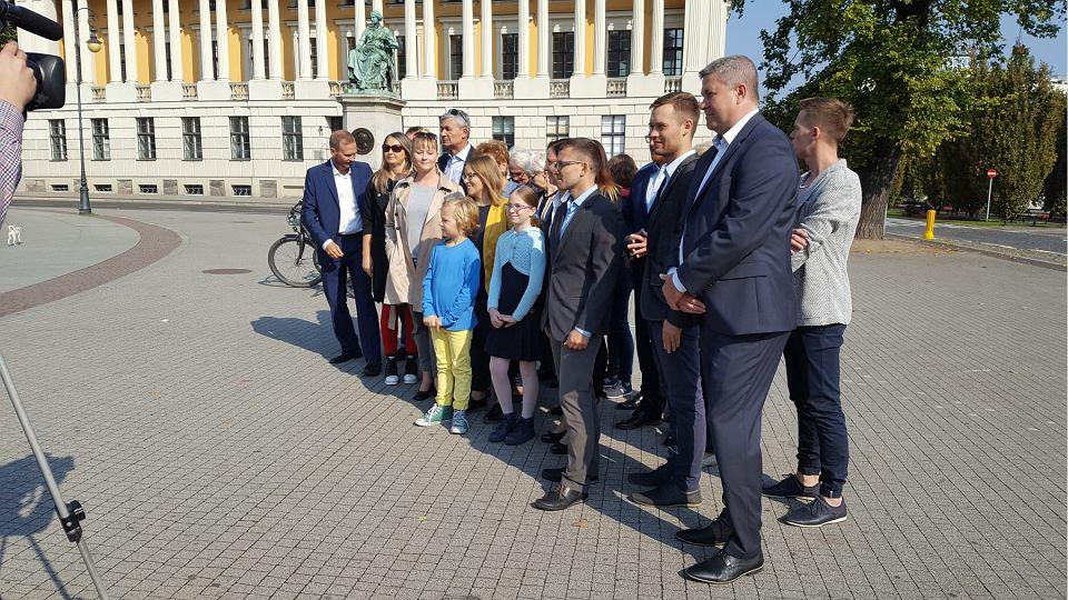 Prawo do Miasta przedstawia kandydatów do rady miasta Poznania