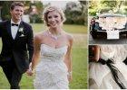 �lubne inspiracje: wesele w stylu glamour
