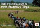 Z jakich kraj�w pochodz� uchod�cy? Ilu ich jest? Dok�d przybywaj�? ONZ publikuje dane
