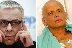 Zab�jstwo Litwinienki. Biznesmen podejrzany o otrucie twierdzi, �e Litwinienko m�g� si� otru� sam, przez przypadek