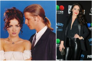 Któż nas nie oglądał Zbuntowanego anioła? Losy żywiołowej Milagros zakochanej w Ivo cieszyły się w Polsce pod koniec lat 90. ogromną popularnością. Zobaczcie, jak zmienili się aktorzy z telenoweli.