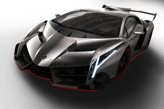 Lamborghini Veneno Najbrzydszym Autem W Historii