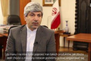 Ambasador Iranu: Gospodarki Polski i Iranu wzajemnie si� uzupe�niaj�
