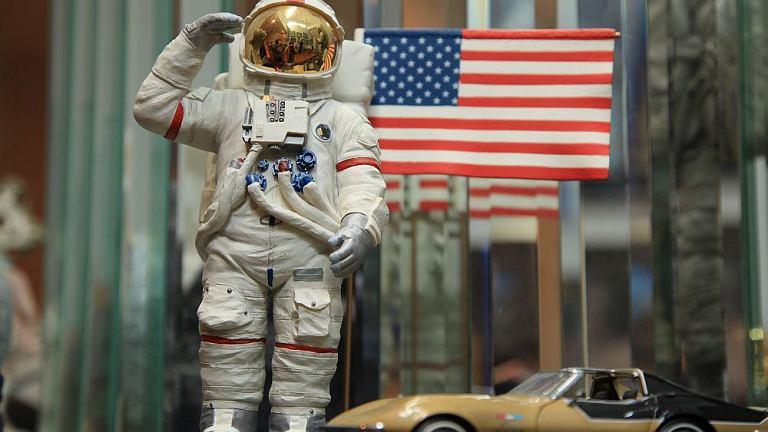 NASA - archiwum tajemnic s1