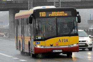 P�atny przejazd Tras� Toru�sk� dla miejskich autobus�w