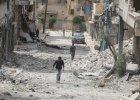 Aleppo: ONZ alarmuje o egzekucjach cywili przez oddziały prorządowe