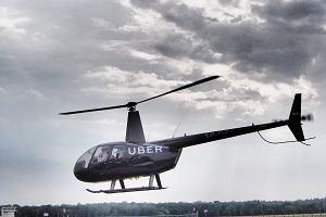 Uber w powietrzu. Po Polsce będą latać helikoptery firmy
