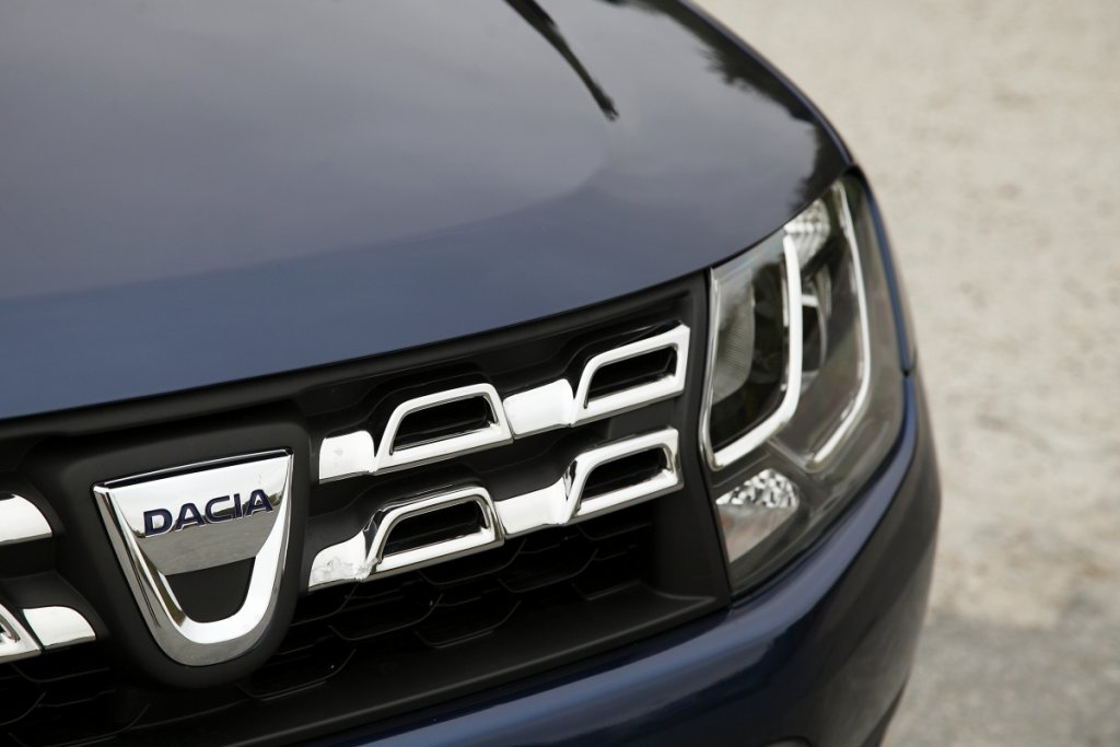Dacia Duster 1.2 TCe 4WD Laureate