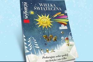 """""""Wielka Wyborcza"""" - świąteczne wydanie """"Gazety Wyborczej"""""""