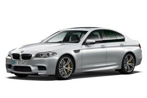 BMW M5 Pure Metal Edition | 600 KM pod mask�