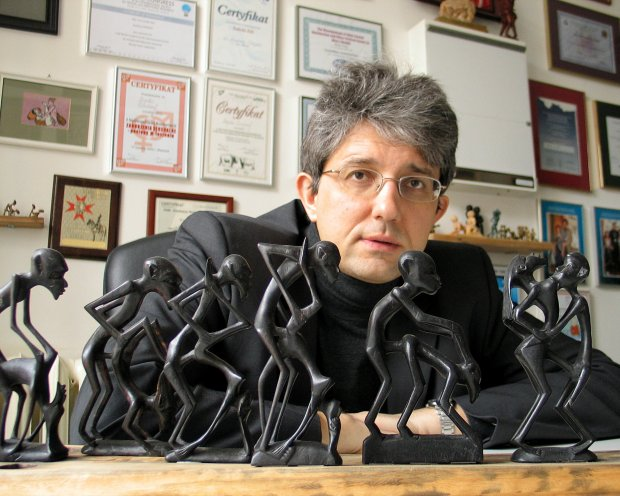 Andrzej Depko (fot. archiwum prywatne)